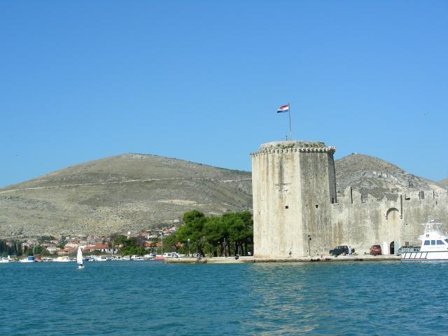 Trogir, die Festung